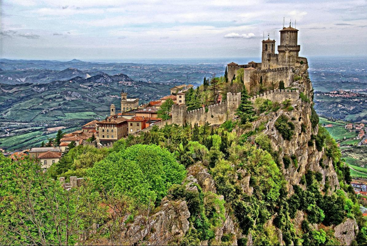 Cycling Tours Italy